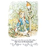 Beatrix Potter Tale Peter Rabbit Art Print POSTER cute - 13x19by Poster