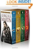 A Song of Fire and Ice by George R. R. Martin book cover