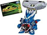 Takara Tomy Japanese Cross Fight B-Daman CB-04 - Accel Dracyan DX Set