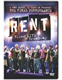 RENT: Filmed Live on Broadway (Sous-titres français)