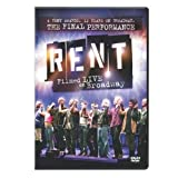 Rent: Filmed Live on Broadway ~ Will Chase
