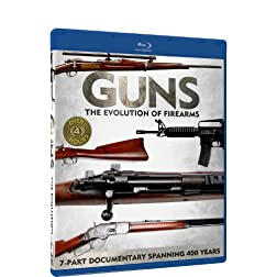Guns - The Evolution of Firearms - Blu-ray