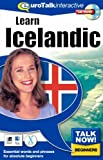 img - for Talk Now! Learn Icelandic. CD-ROM: Essential Words and Phrases for Absolute Beginners by EuroTalk (2011-06-01) book / textbook / text book