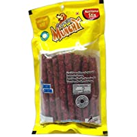 Super Dog Munchy Sticks Mutton 10 Pieces (Pack Of 4)