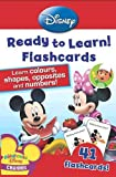 Parragon Books Disney Flashcards: Playhouse