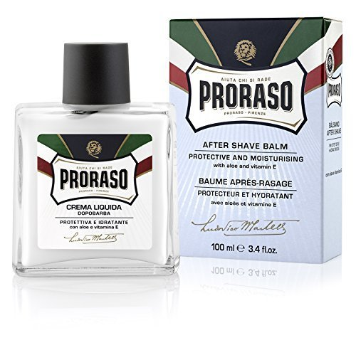 Proraso Aloe and Vitamin E After Shave Balm (100 ml)