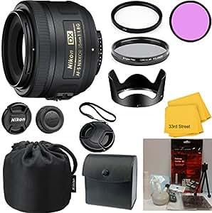 Nikon 35mm f/1.8G AF-S DX Lens 33rd