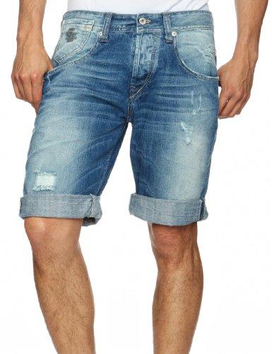 Staff Paolo Men's Shorts Light Blue W28 IN