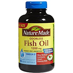 Nature made fish oil is it worth it for Fish oil benefits bodybuilding
