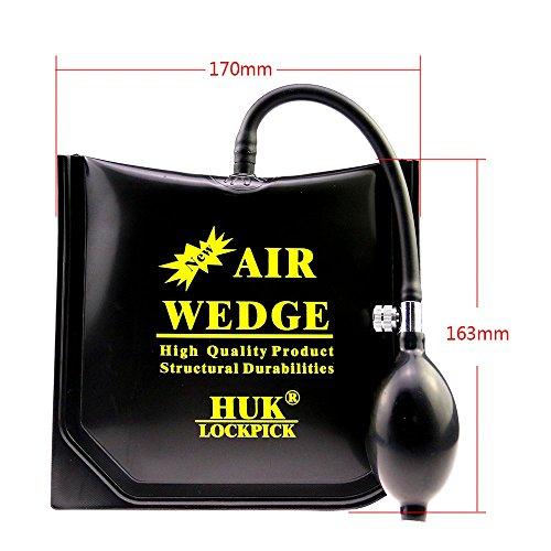 HUK Medium Size Universal Air Wedge By Suoyigou (Air Wedge 3)
