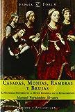 img - for Casadas, Monjas, Rameras Y Brujas book / textbook / text book