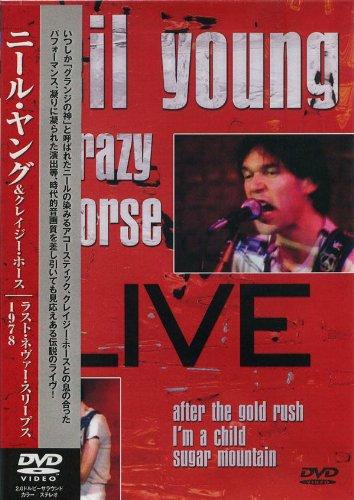ニール・ヤング & クレイジー・ホース PSD-2019 [DVD]