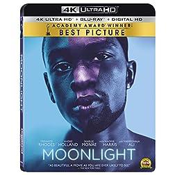 Moonlight [4K Ultra HD + Blu-ray]