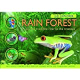 3-D Explorer: Rain Forest: A Journey from the River to the Treetops (3D Explorers)