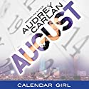 August Audiobook by Audrey Carlan Narrated by Summer Morton