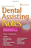 img - for Dental Assisting Notes: Dental Assistant's Chairside Pocket Guide book / textbook / text book