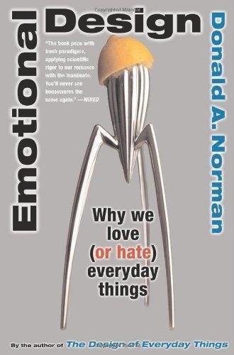 Emotional Design: Why We Love (or Hate) Everyday Things price comparison at Flipkart, Amazon, Crossword, Uread, Bookadda, Landmark, Homeshop18