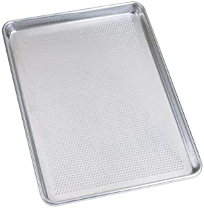 Sil-Eco Perforated Baking Sheet, Half Sheet Size by Sil-Eco