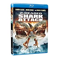 2 Headed Shark Attack [Blu-ray]