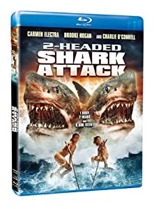2-Headed Shark Attack [Blu-ray]