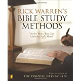 Rick Warrens' Bible Study Methods: Twelve Ways You Can Unlock God's Wordpar Rick Warren