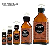 Cinnamon Bark 100% Pure Therapeutic Grade Essential Oil by Edens Garden- 250 ml