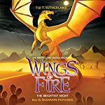 The Brightest Night: Wings of Fire, Book 5 | Tui T. Sutherland