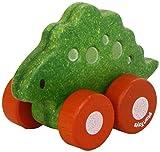 PlanToys - Dino Car-Stego, coche de juguete, 6 piezas (5691)