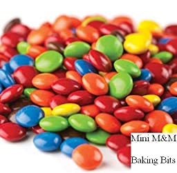 1 Lb (Pound) Mini M&m Bulk Branded By Jellybean Foods