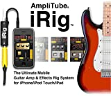 平行直輸入品IK Multimedia AmpliTube iRig