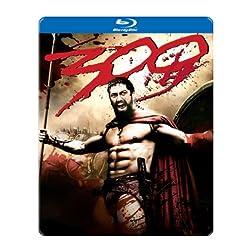 300[Blu-ray Steelbook]
