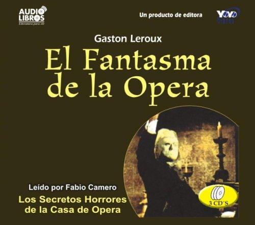 PHANTOM OF THE OPERA (Spanish Edition)