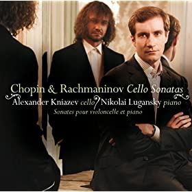 Chopin : Cello Sonata in G minor Op.65 : I Allegro moderato