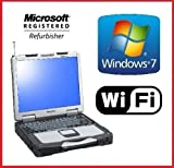 Panasonic CF-30 Rugged Shockproof Solid State Toughbook Windows 7 Touchscreen 4GB 120GB SSD