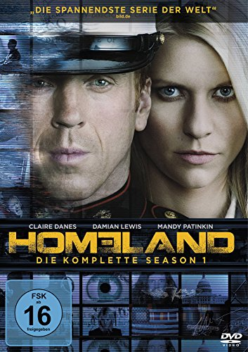 Homeland - Season 1 [Import anglais]