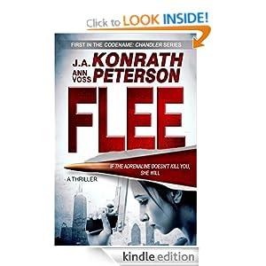 Flee (Chandler Series) Ann Voss Peterson