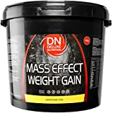 Deluxe Nutrition 4Kg Strawberry Mass Effect Weight Gainer