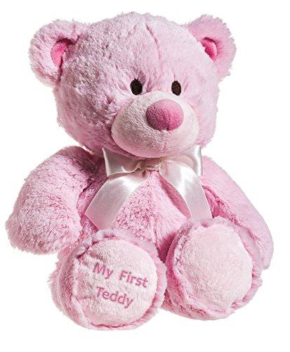 My First Teddy Pink Stuffed Animal Bear