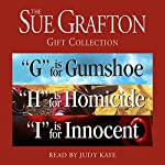 Sue Grafton GHI Gift Collection: 'G' Is for Gumshoe, 'H' Is for Homicide, 'I' Is for Innocent | Sue Grafton