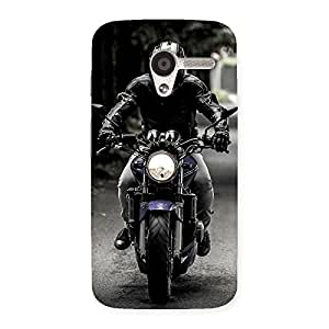 Ajay Enterprises Fill Rider Bik Multi Back Case Cover for Moto X