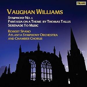 Vaughan Williams: Symphony No. 5; Fantasia on a Theme by Thomas Tallis