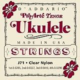 D'Addario Cordes pour ukulele D'Addario Pro-Arte J71, Tenor