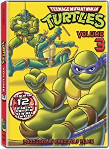 Teenage Mutant Ninja Turtles, Volume 3