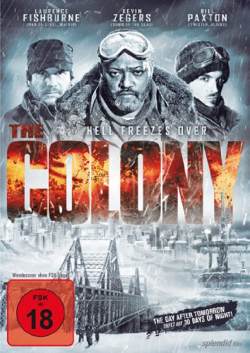 The Colony - Hell Freezes Over