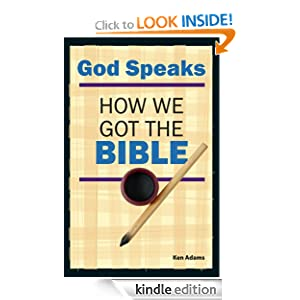 God Speaks: How We Got the Bible