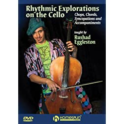 Rhythmic Explorations on the Cello