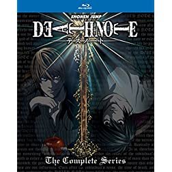 Death Note: Complete Series Standard Edition [Blu-ray]