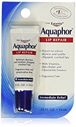 Aquaphor Eucerin Lip Repair