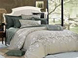 Home N Tex Symphony Premium Printed All Seasons Printed Comforter (Double)