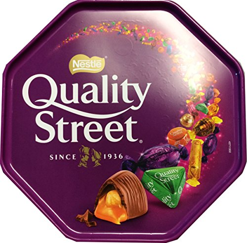 Nestle Quality Street 750g Tub of Assorted Wrapped Chocolates (Quality Chocolate compare prices)